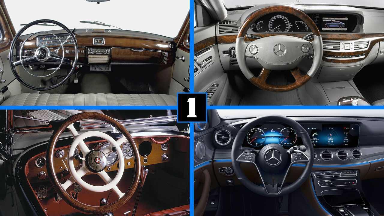 Volantes Mercedes-Benz