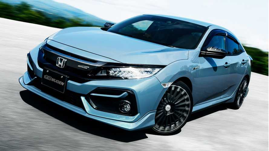 Honda Civic Hatchback Mugen - Front Beauty