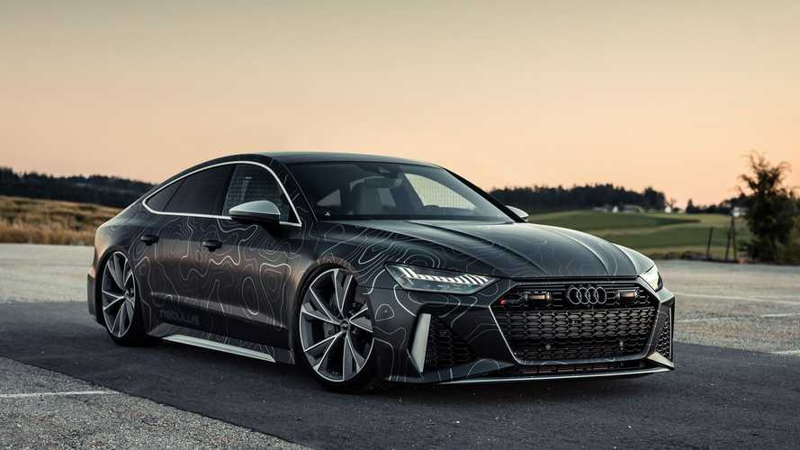 L'Audi RS 7 de Nebulus tutoie... les 1000 chevaux !