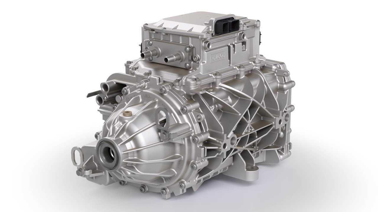 BorgWarner Integrated Drive Module (iDM) for Ford Mustang Mach-E