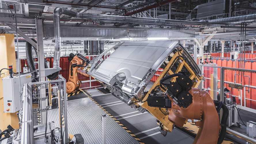 Volkswagen, anche e-Crafter va in Polonia