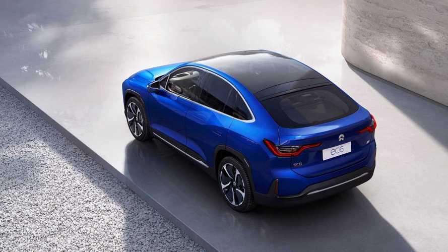 NIO может в скором времени начать продажи машин в Германии