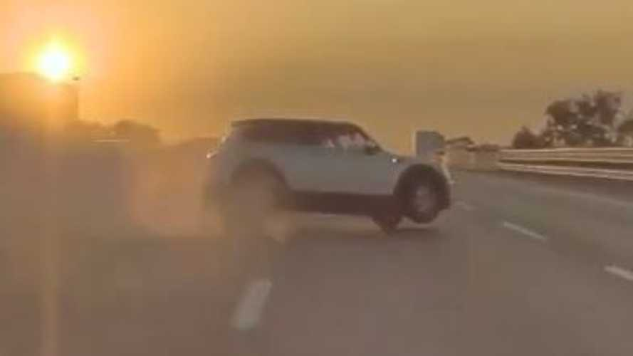 Watch This Terrible Hit-And-Run Crash In Italy Caught By TeslaCam