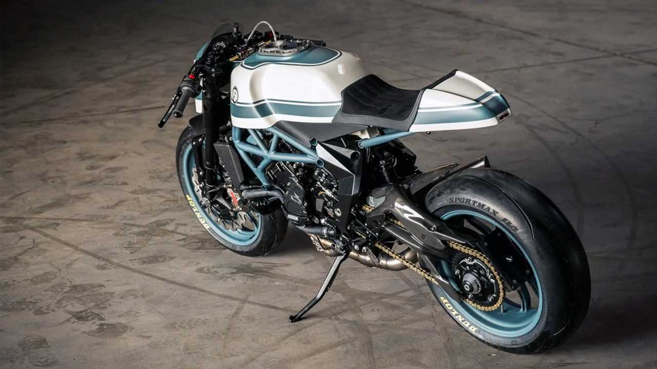 Absolutely Stunning MV Agusta Dragster 800 RR Custom