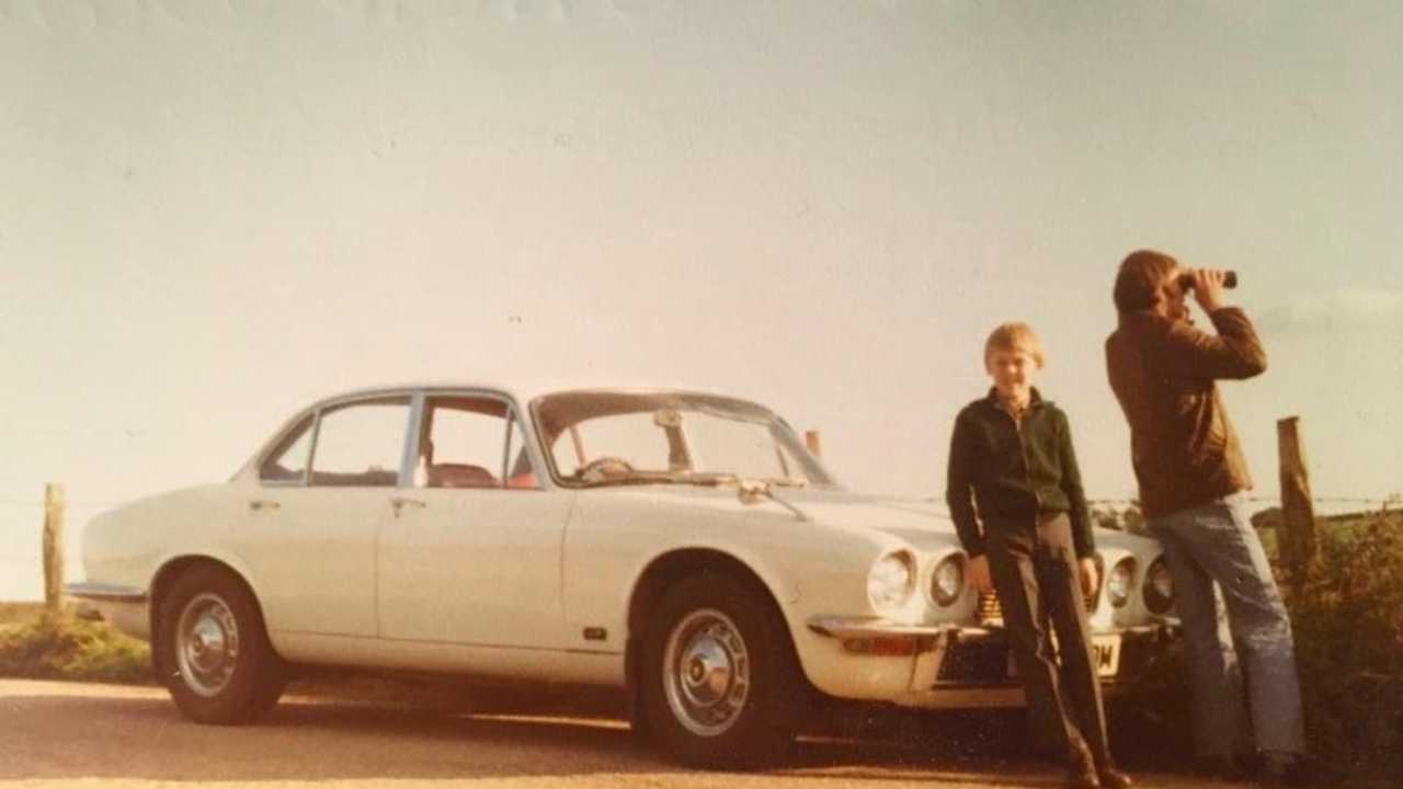 Memories of my father: Why the Jaguar XJ6 means everything