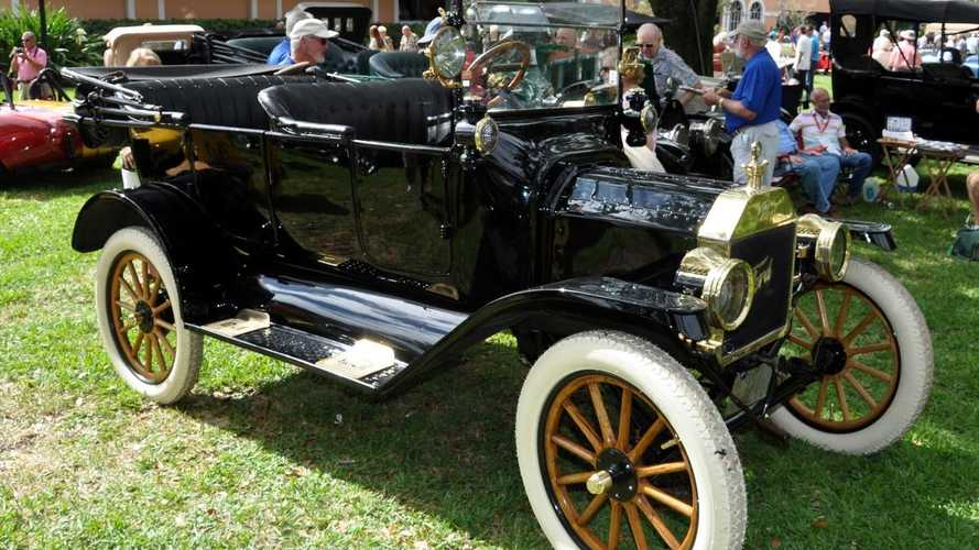 Ford Model T survives California wildfires almost untouched