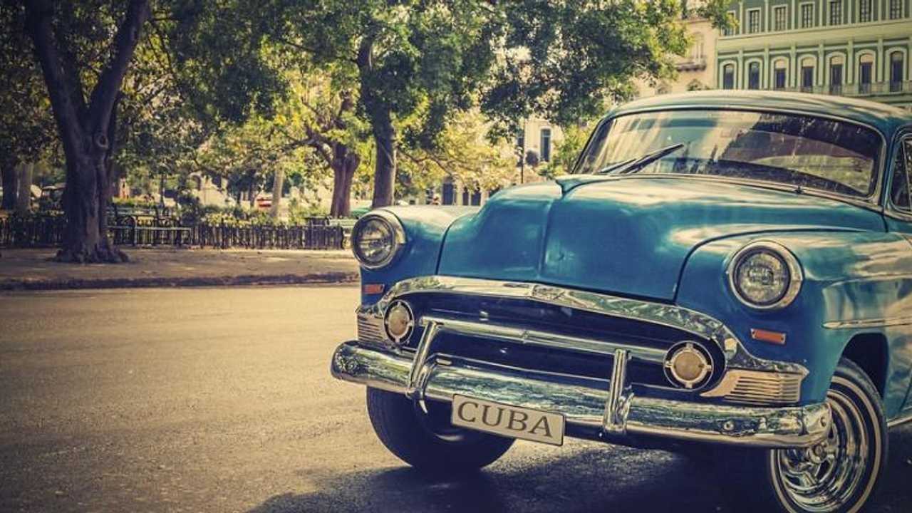 Cuba is staging its first ever classic car Concours event