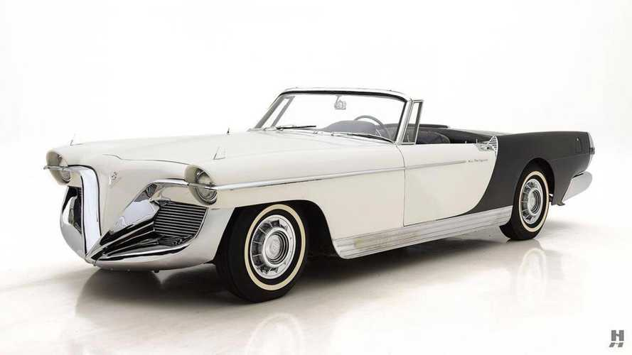 1955 Cadillac Die Valkyrie for sale: Funky one-of-two concept