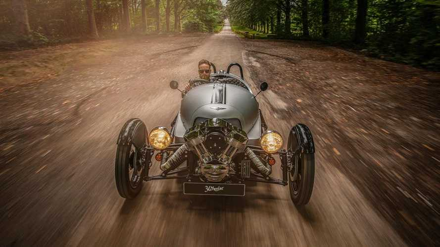 Morgan 110 Anniversary editions revealed