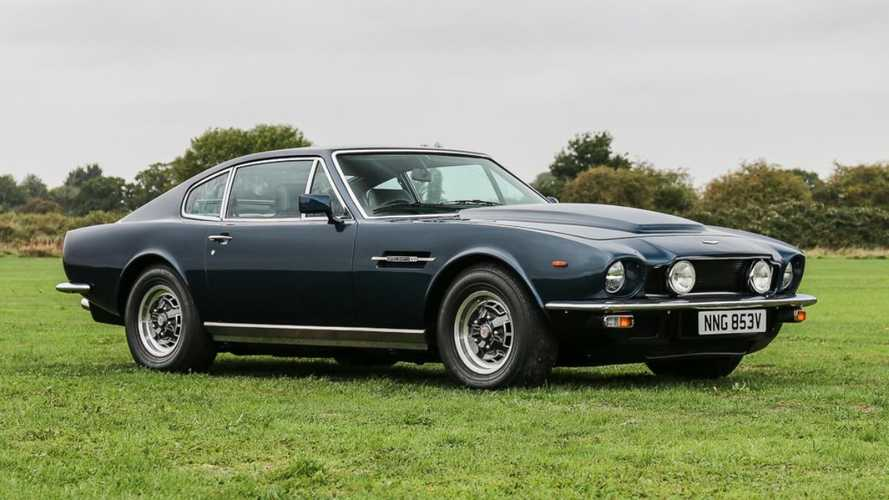 Classics for sale: Aston Martin's 'Mustang that went to Eton'