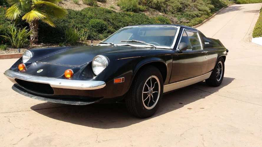 Classics for sale: Lotus Europa John Player Special