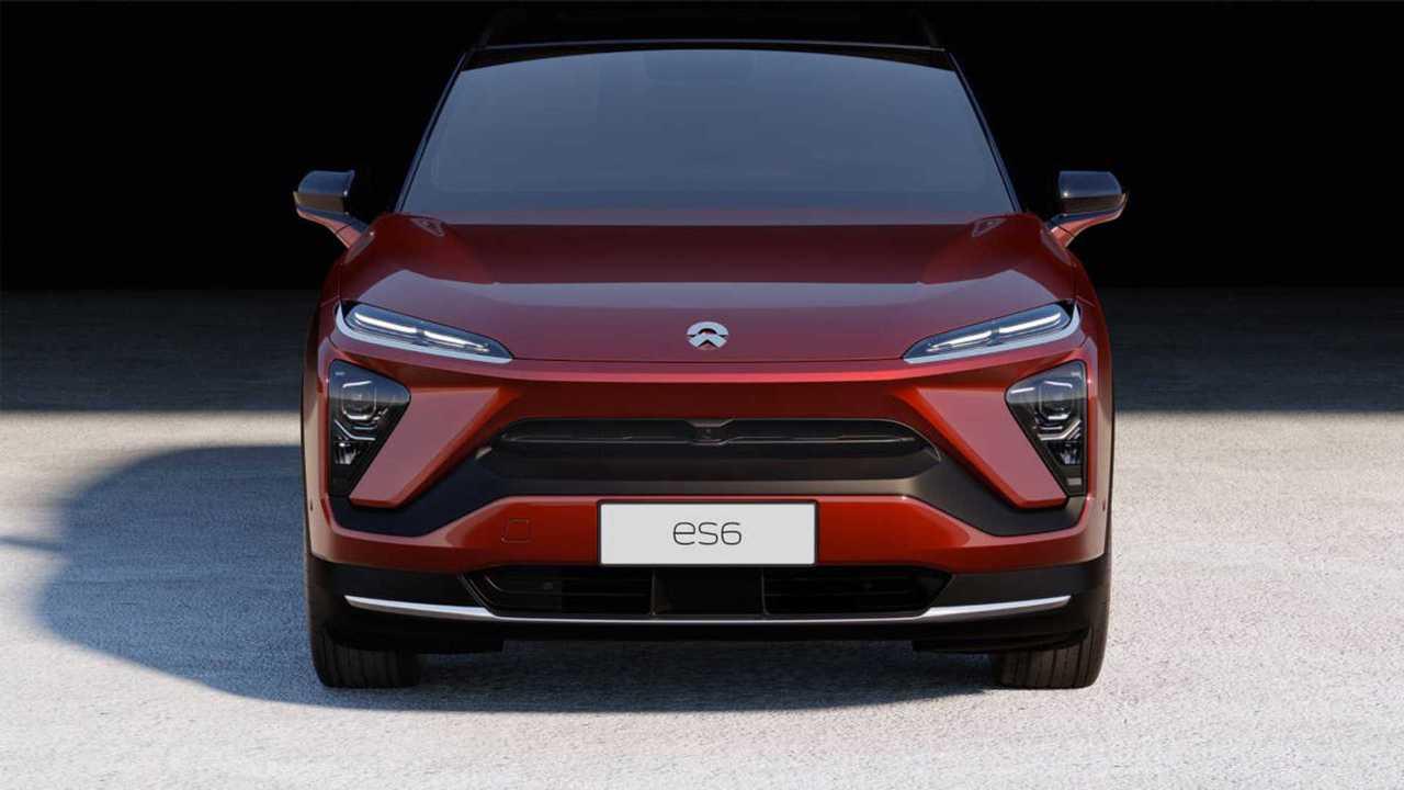 NIO представила прямого конкурента Tesla Model Y