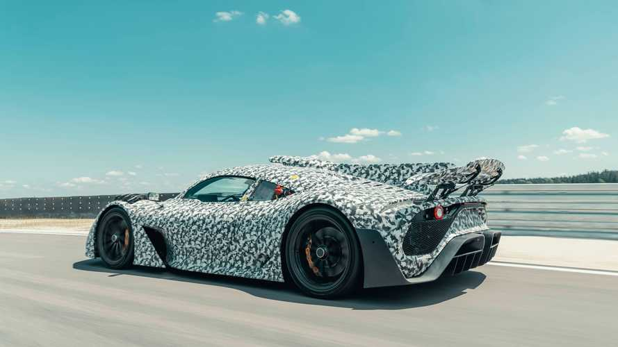 Прототип Mercedes-AMG Project One