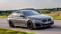 BMW 545e xDrive (2020): Plug-in-Limousine mit Sechszylinder im Test