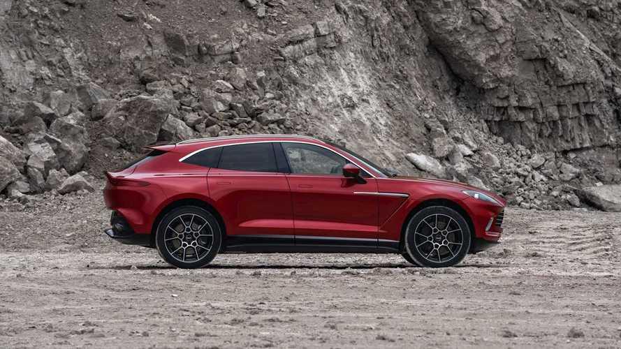 Aston Martin DBX – интервью с создателями