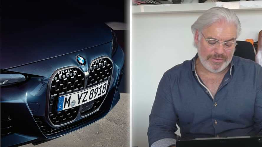 Former BMW Designer Isn't Completely Sold With New 4 Series Design