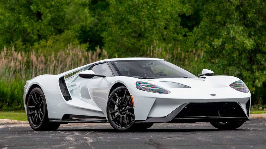 2018 Ford GT with $70,000+ in options