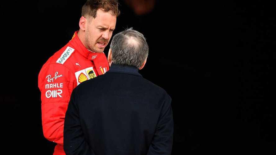 Todt explains why Vettel failed to emulate Schumacher