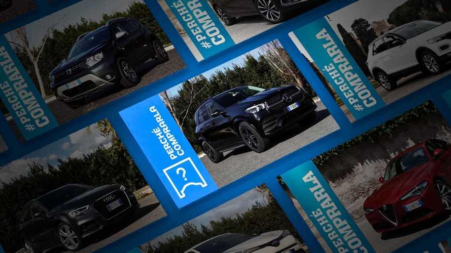 """Il """"Perché Comprarla"""" di Motor1.com torna online e si rinnova"""