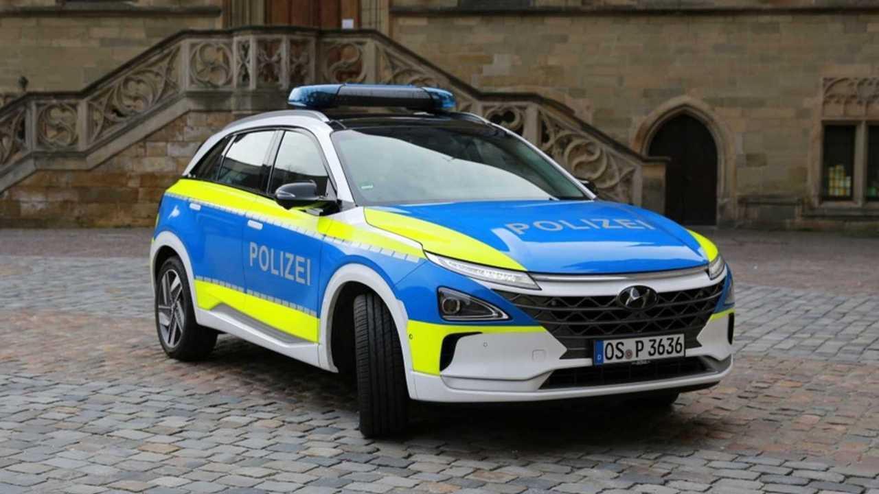 Hyundai Polizia