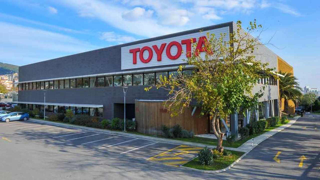 Toyota Genel Müdürlük