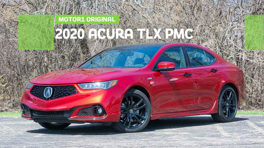 2020 Acura TLX PMC Is Hand-Built And Handsome, But More Of The Same