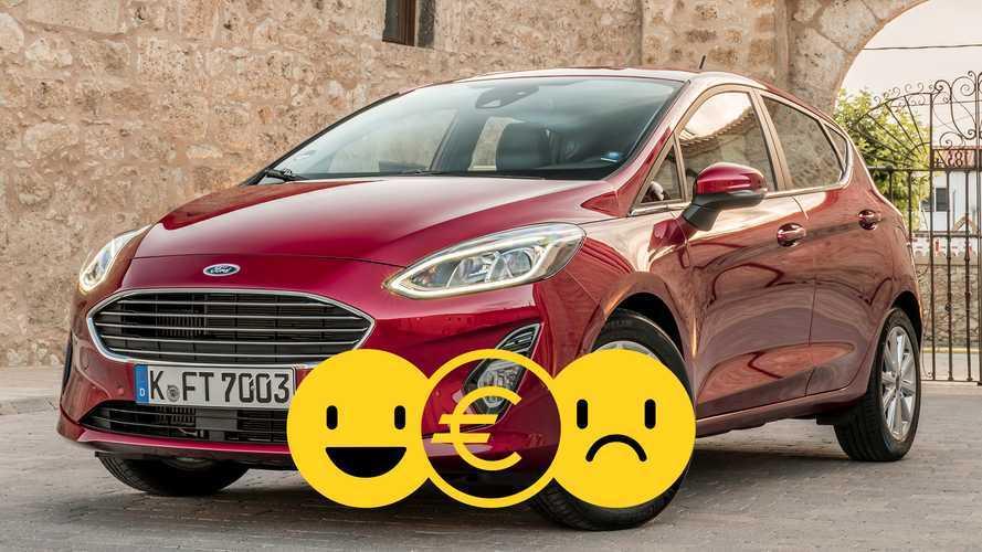Promozione Ford Fiesta Connect 1.1 75 CV, perché conviene e perché no