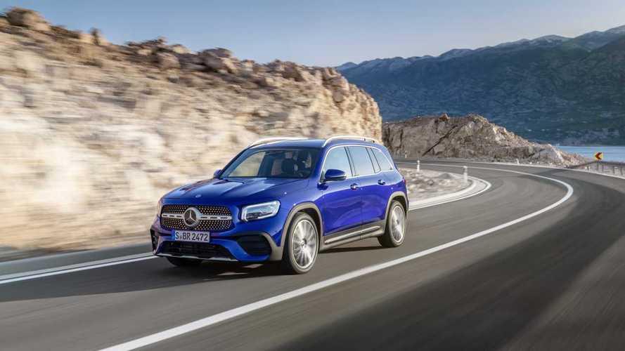 Mercedes-Benz GLB 180 2020: nueva versión de acceso a la gama