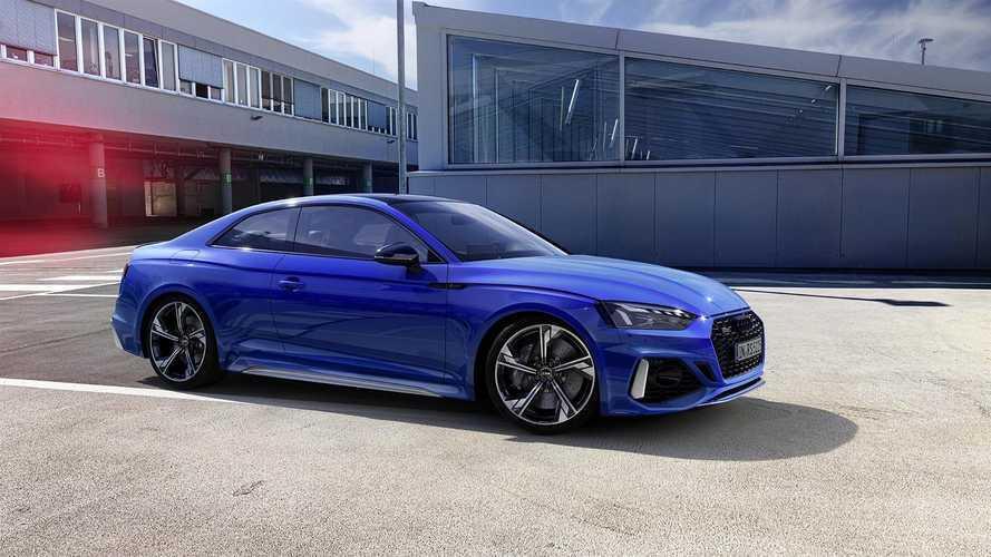 Audi RS 25 years, la gamma Renn Sport festeggia