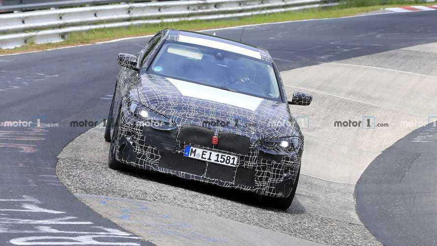 A 4-es BMW Gran Coupéja is feltűnt a Nürburgringen