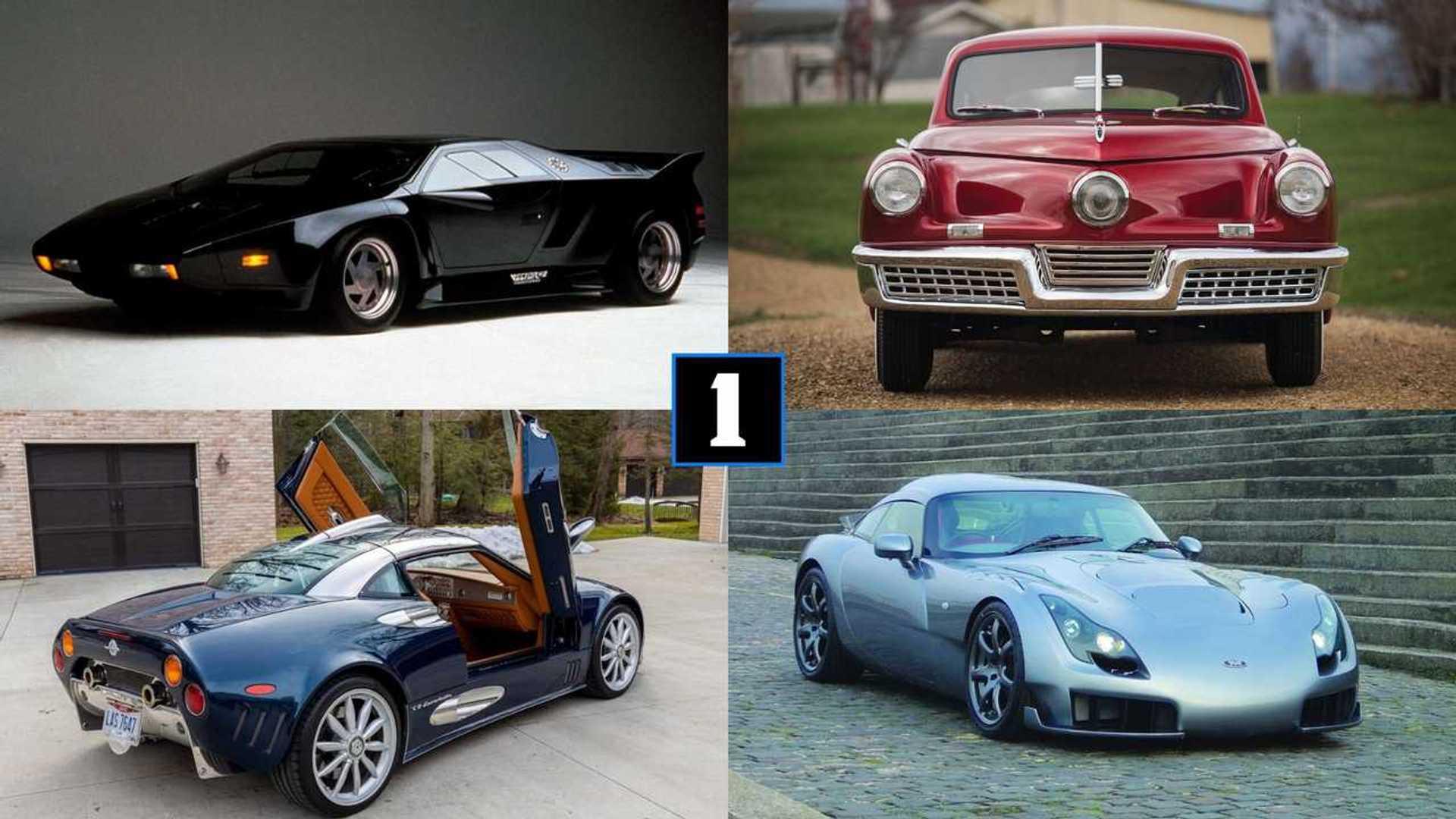 11 громких автомобильных проектов, так и не достигших успеха
