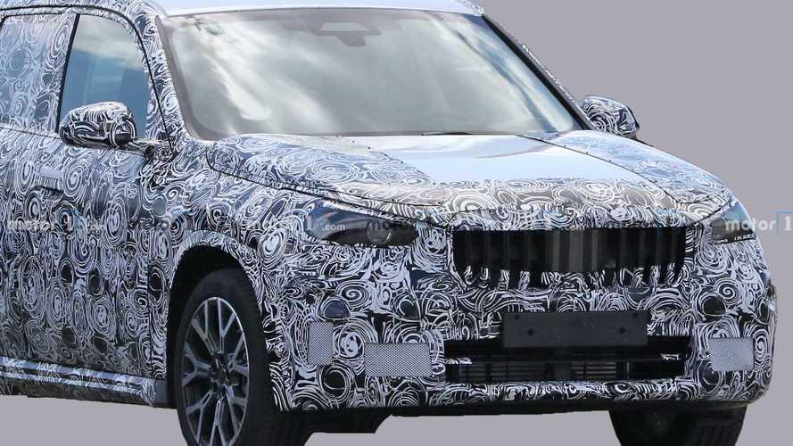 BMW X1 нового поколения: первые фото