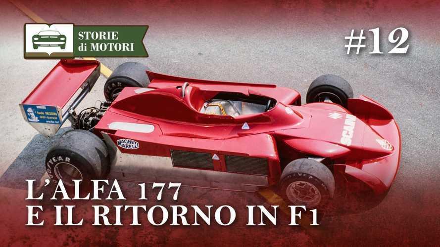 "Quando Lauda definì ""inguidabile"" l'Alfa di Formula 1"