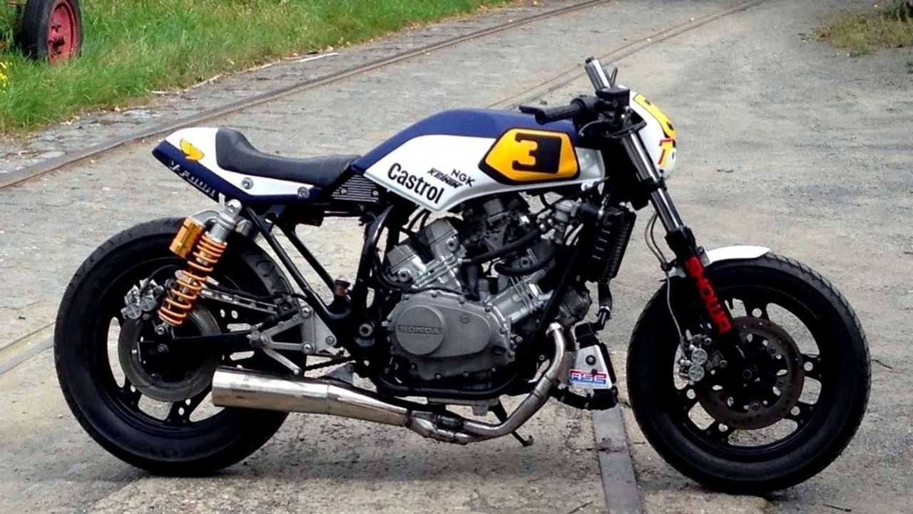 ANX Prototypes Honda VF500C
