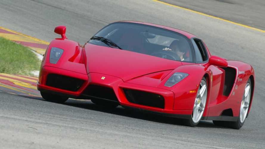 L'histoire de la Ferrari Enzo