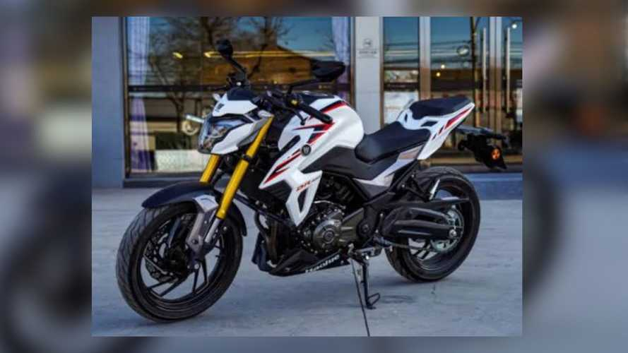 Suzuki GSX-S300 Coming To China As Haojue DR300
