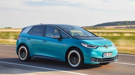 VW ID.4 (2021): Editionsmodelle des Elektro-SUVs ab knapp ...