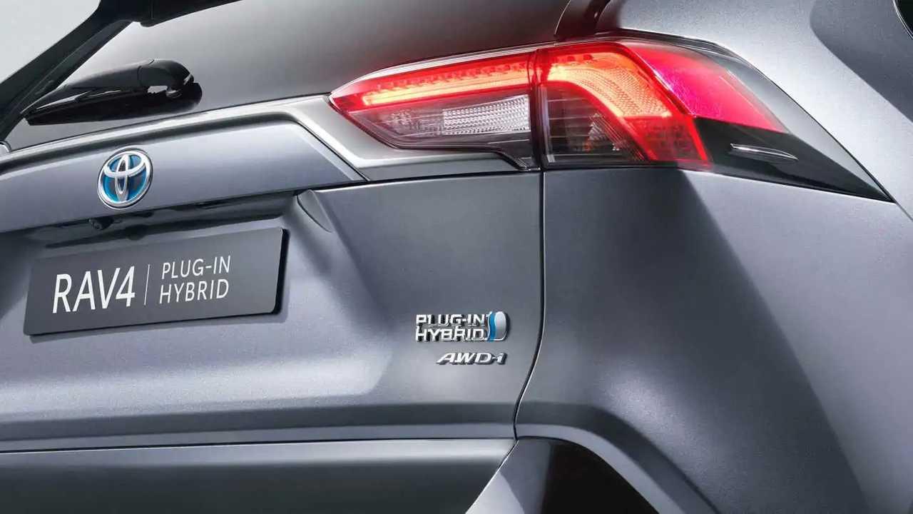 Toyota RAV4 Plug-in Hybrid (2020)