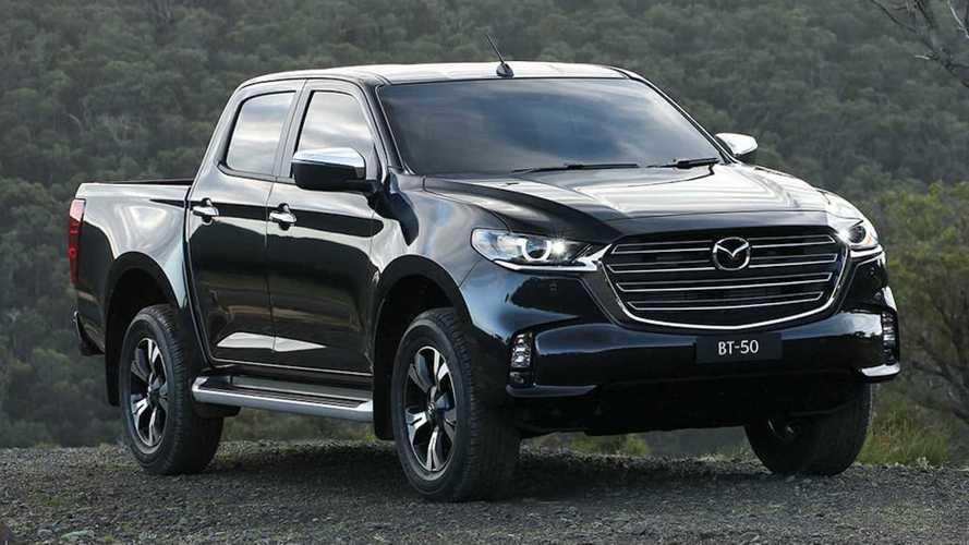 Nuovo Mazda BT-50, il Kodo Design arriva sul pick-up