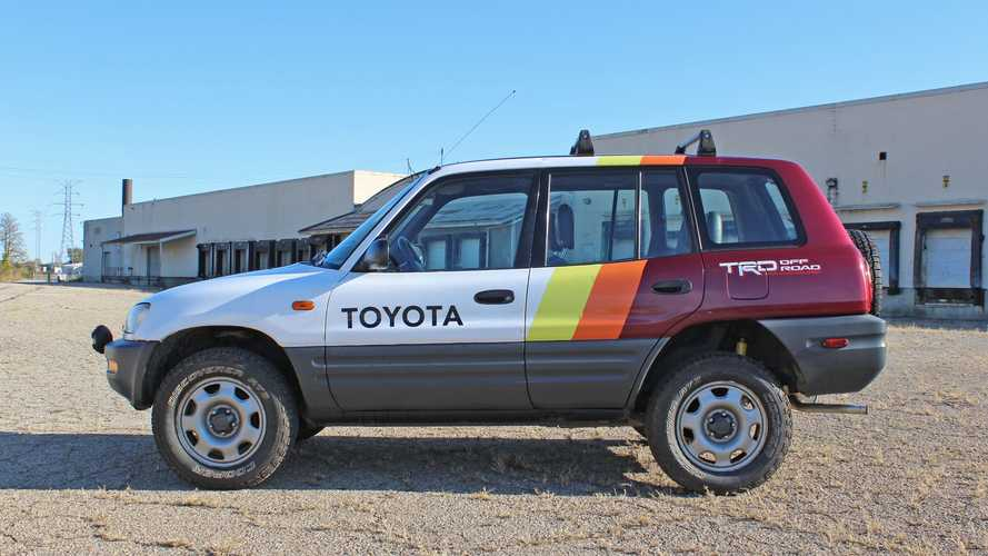 Toyota RAV4 Auction At Cars & Bids