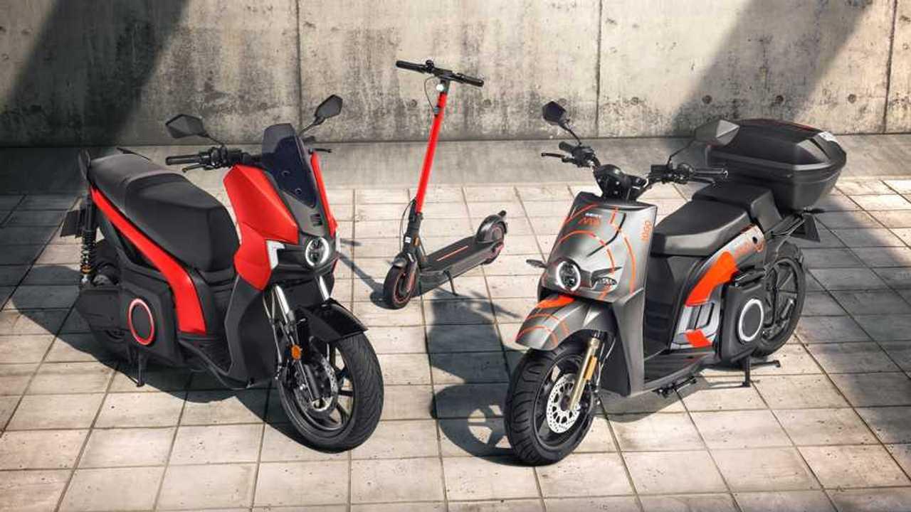 SEAT MÓ eScooter 125 e eKickScooter 65 - 1