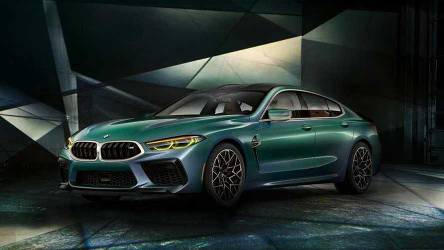 BMW M8 Gran Coupé Competition virá ao Brasil com apenas 9 unidades