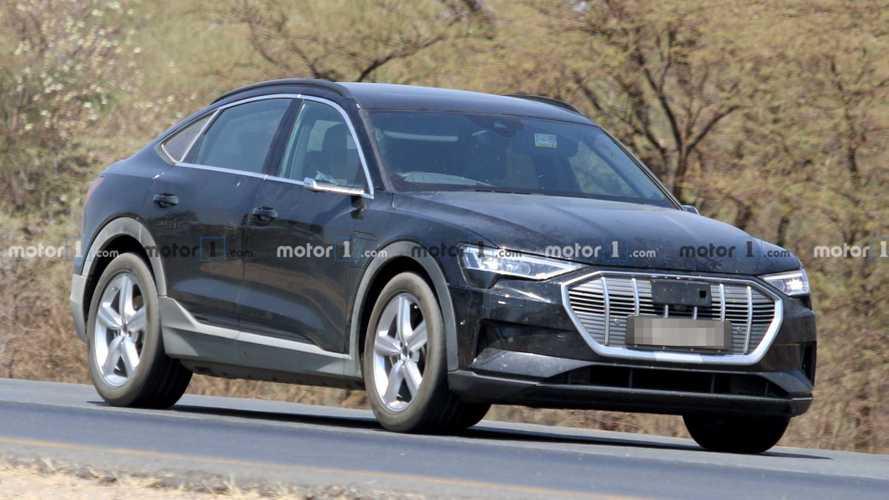 Audi e-tron Sportback 2020: el nuevo SUV coupé eléctrico, a la vista
