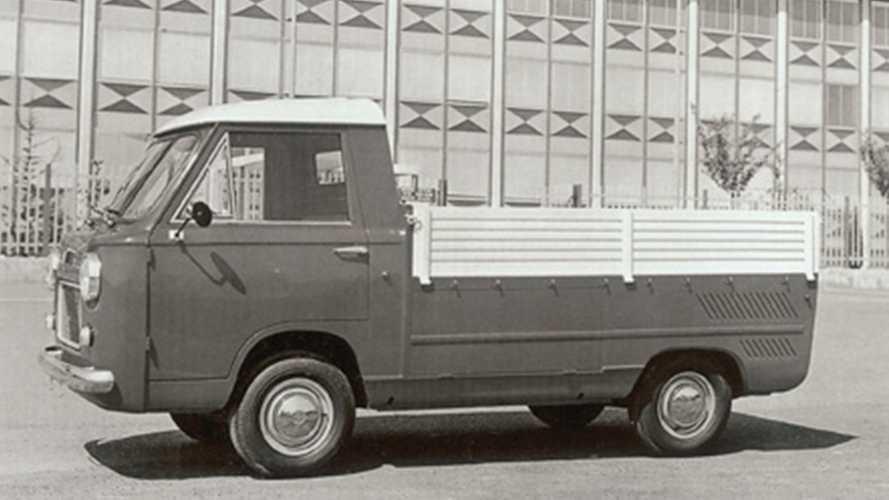 Fiat 850T, il furgoncino derivato anni Sessanta