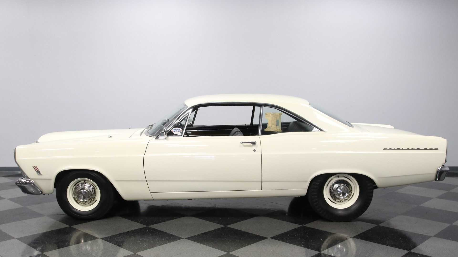 "[""Grab This Rare 1966 Ford Fairlane 500 R-Code""]"