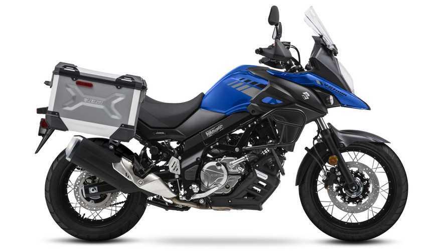 2020 Suzuki V-Strom 650 XT Adventure