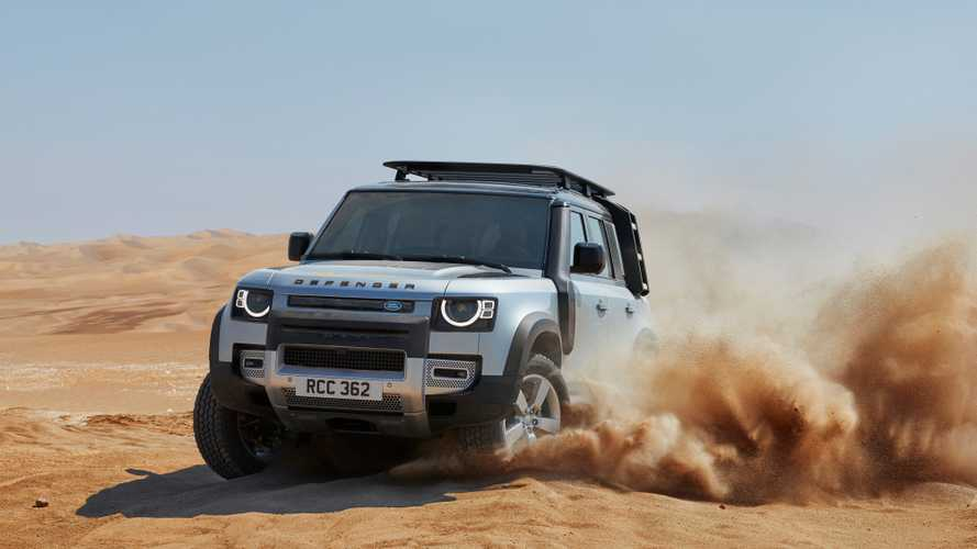 This Will Be The First PHEV Land Rover Defender… Eventually