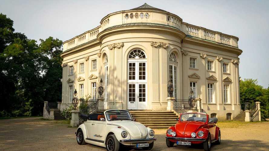 Электричество вернуло VW Beetle к жизни