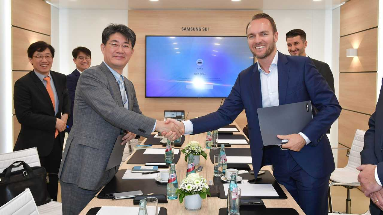 AKASOL nominates Samsung SDI as supplier for two serial projects