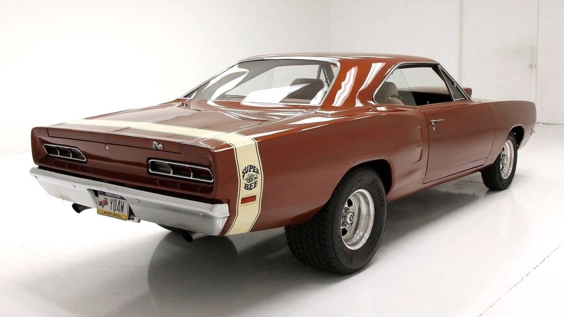 "[""Buy A Two-Owner 1969 Dodge Super Bee""]"